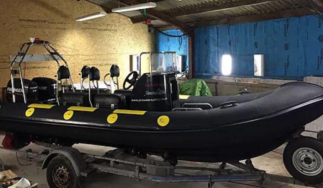 Gallery of RIB Tubes - RIB Boat Manufacturers - Re-tube Rib